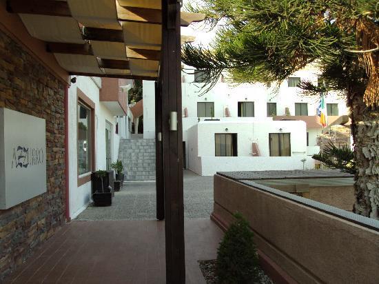 Lindian Gulf: hotel