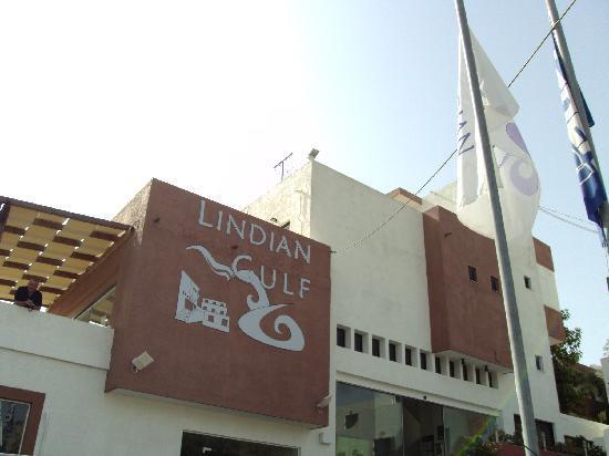Lindian Gulf : hotel