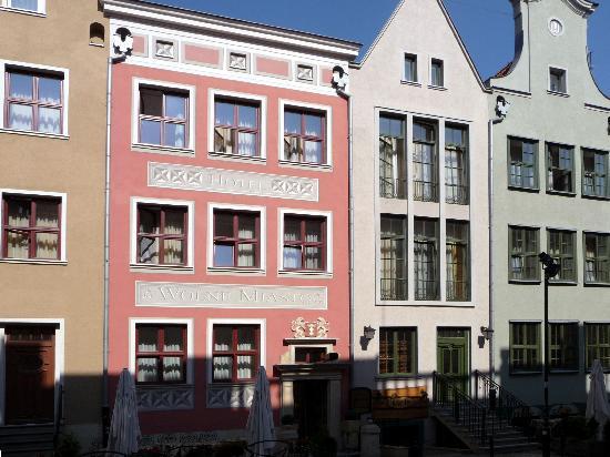 Wolne Miasto Hotel- Old Town Gdansk: Wolne miasto
