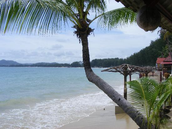Andaman Bangtao Bay Resort: Beach