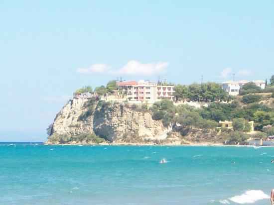 Planos Bay Hotel: beach