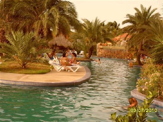 Coche Paradise Hotel Isla Margarita: Piscina Hotel Coche Paradise