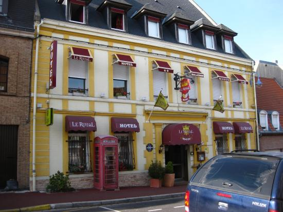 Saint-Pol-sur-Ternoise, France: Hotel Le Royal