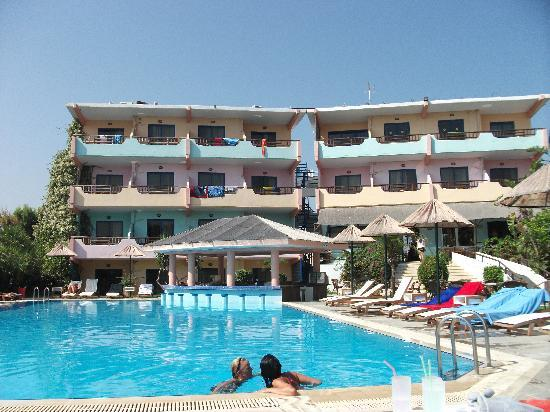 Area Blue Beach Hotel: swimming pool