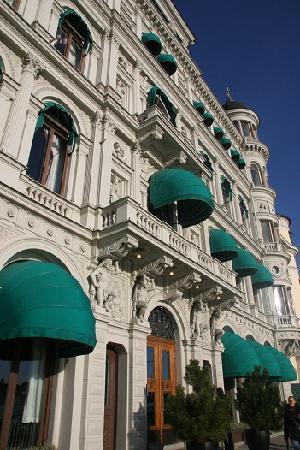 Grand Hotel: Outside Hotel Restaurant - Mathias Dahlgren