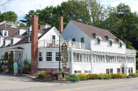York Harbor, ME: The Inn