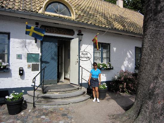 Hotell Gasslingen: Entrance