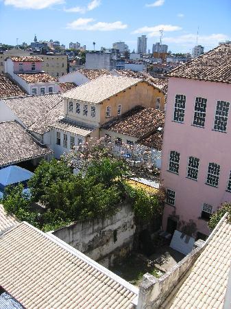 Villa Bahia: Blick von der Dachterrasse