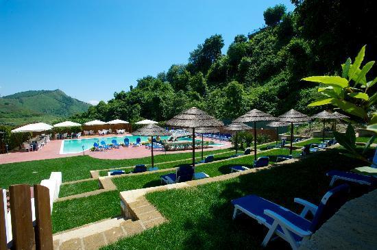 Hotel Tennis Pozzuoli Piscina