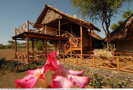Severin Safari Camp: Kibo Suite