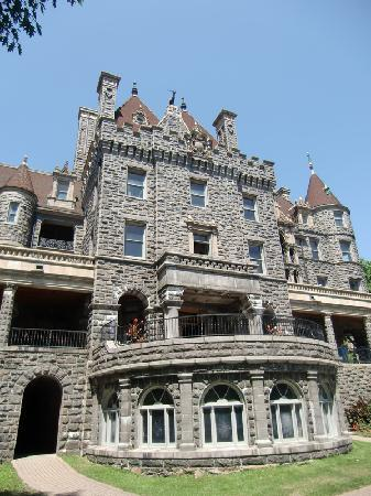 ‪‪Boldt Castle and Yacht House‬: Boldt Castle, Aussenansicht‬