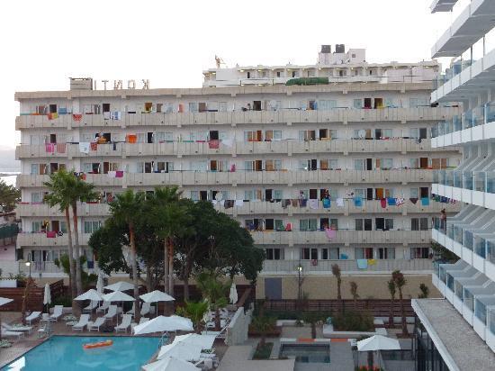 Hotel Kontiki Playa Mad House