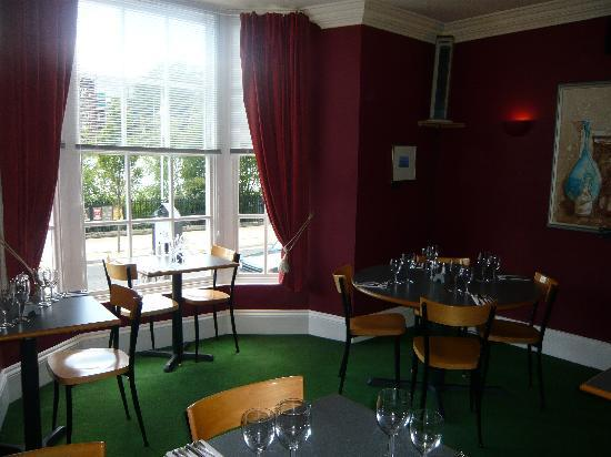 Bed Restaurant : the red room