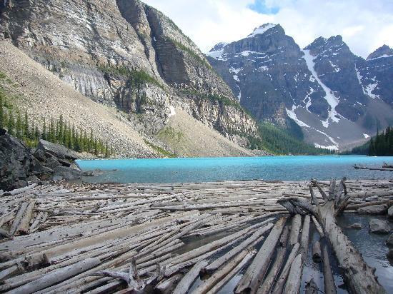 Banff, Canada: Moraine Lake