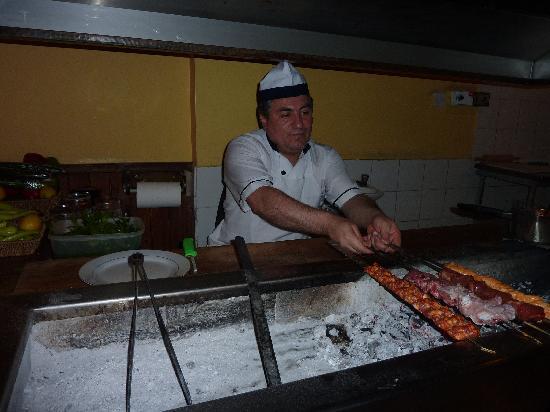Meze restaurant: Good cooking!