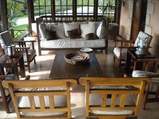 The Villas at Stonehaven: Verandah