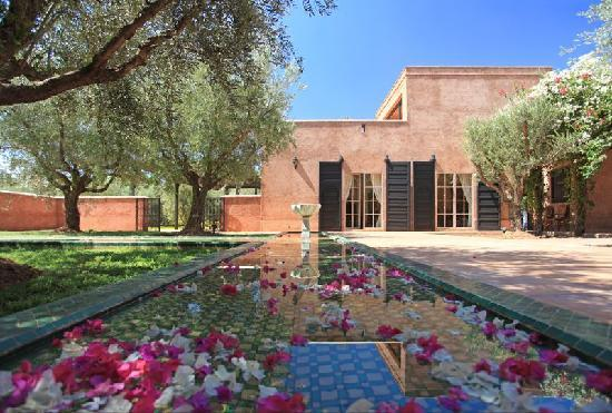 Villa Alouna : Alouna : Piscine chauffée en hiver