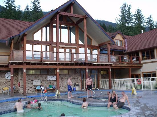 Serenity Views: Halcyon Hot Springs