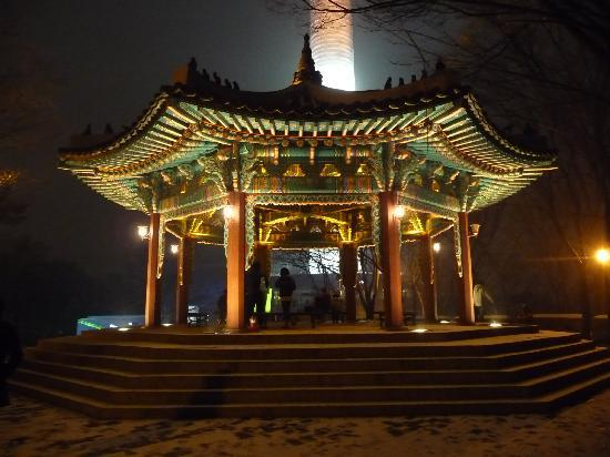 Seoul, South Korea: Namsan