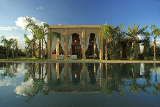 Villa Jenaima Marrakech: Villa JENAIMA by SEJOUR-MAROC.COM