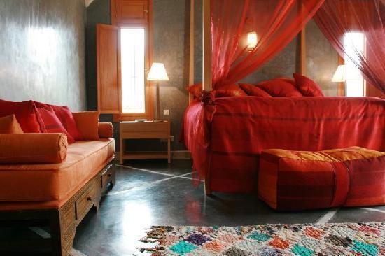Villa JENAIMA Marrakech : 4 très belles chambres