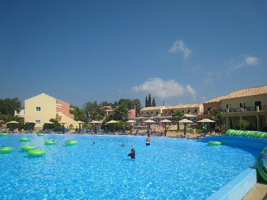 Aqualand resort Corfou - Picture of Aqualand Resort, Agios ...