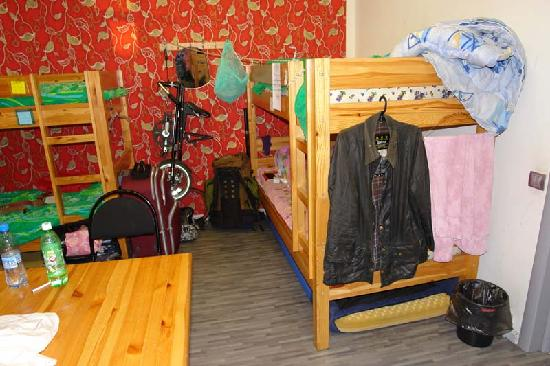 Napoleon Hostel: Dorm room
