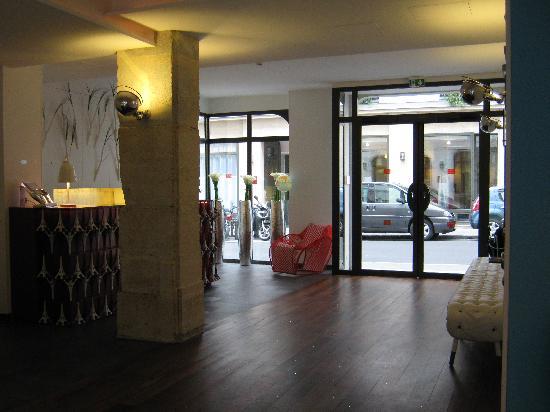 Hotel Joyce - Astotel: lobby