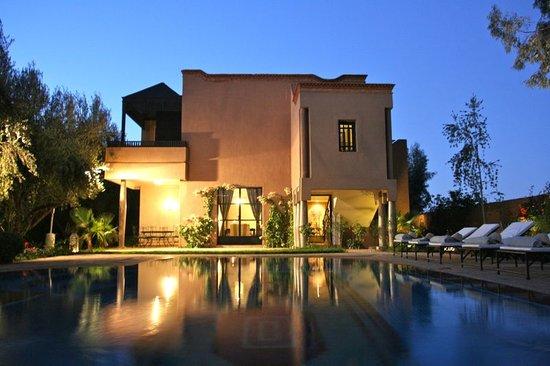 Villa 24 : Villa ABALYA 24 Marrakech
