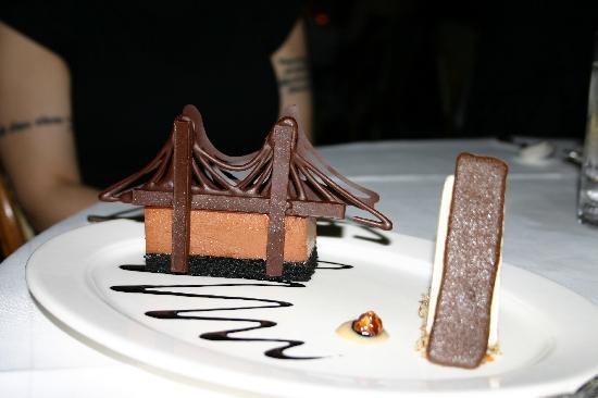 Classic dessert - Picture of The River Cafe, Brooklyn - TripAdvisor