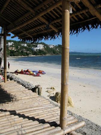 Boracay Kiteresort: The spot