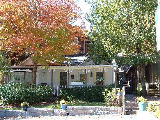 The Chandler Inn: The perfect Mountain getaway