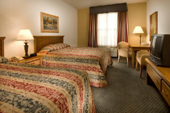Pear Tree Inn Lafayette: Double Room