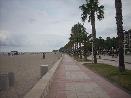 Can Salvador Hotel: la spiaggia di Miami Playa