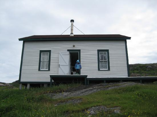 Battle Harbour Heritage Properties: Spearing Cottage