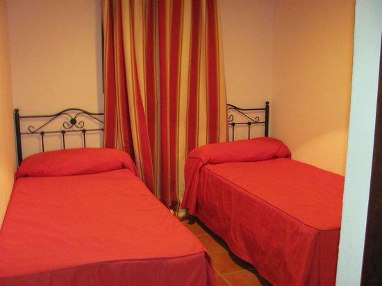 Pequeno Rocio: second bedroom