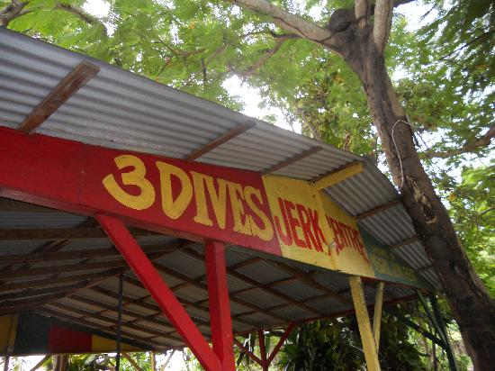 Негрил, Ямайка: The best jerk chicken in Negril...
