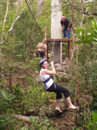 Cabanas Uh Najil Ek Balam: viaje lleno de aventura