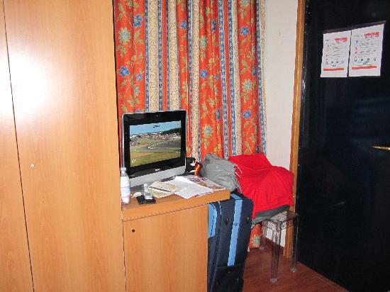 Hotel San Remo: Habitación