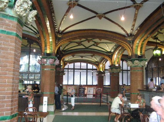Palau de la Musica Catalana - Picture of Palau de la ...