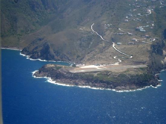 Brigadoon: Approaching Saba Island