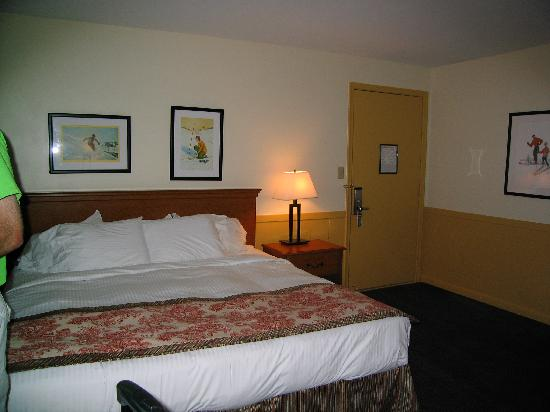 Otsego Club, Resort and Conference Center: Bed