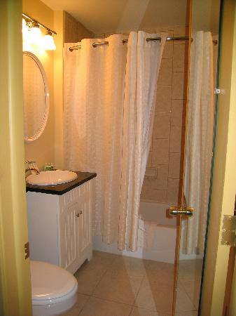 Otsego Club, Resort and Conference Center : Bathroom