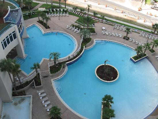 Laketown Wharf Resort By Emerald View Resorts One Of The Pools