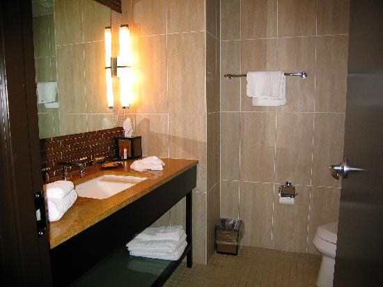 Turtle Creek Casino & Hotel: Bathroom