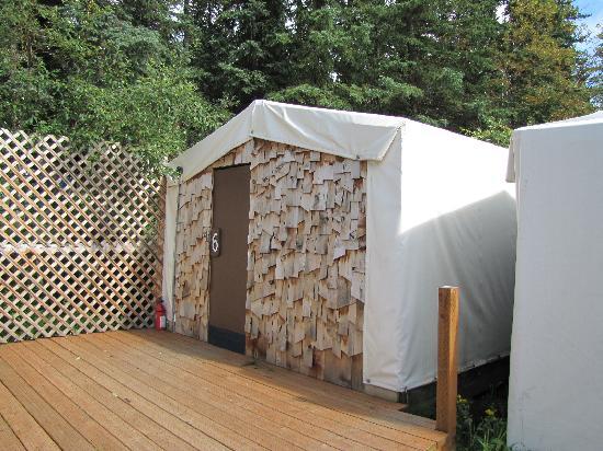 Denali Park Salmon Bake Cabins Image