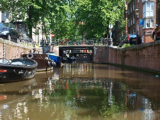 Ámsterdam, Países Bajos: san nicolas boat club