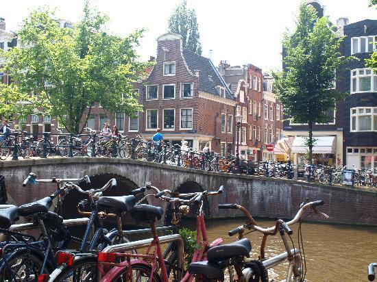 Ámsterdam, Países Bajos: amsterdam y sus bicicletas