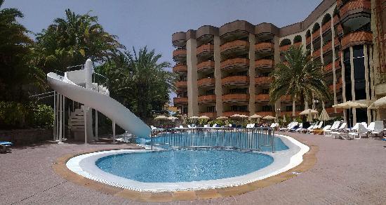 MUR Hotel Neptuno Gran Canaria: Piscina del Hotel Neptuno