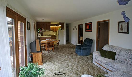 Kenai River Hideaway Bed & Breakfast: One of our suites
